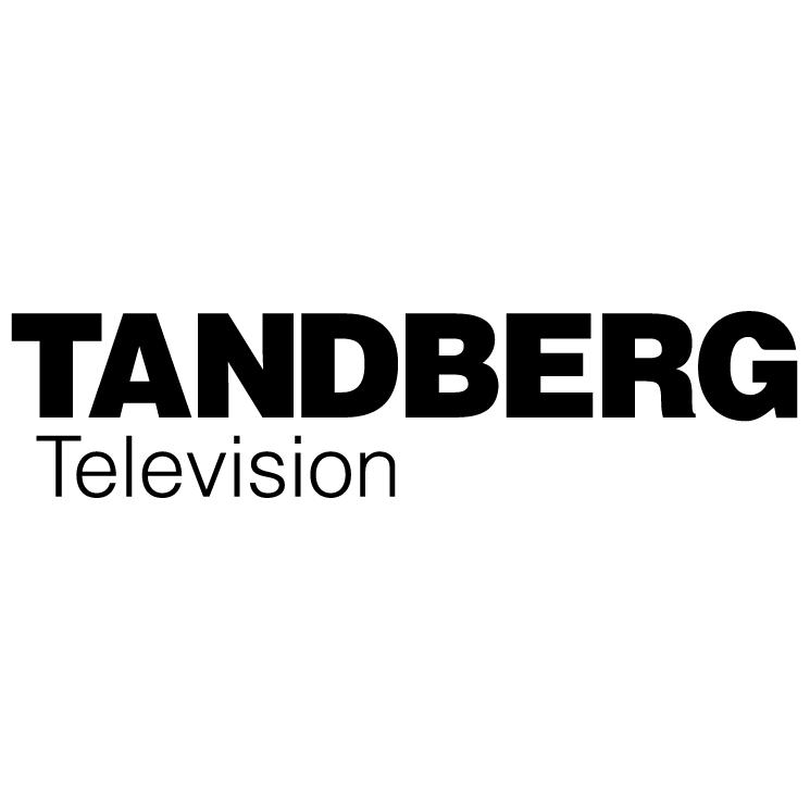 free vector Tandberg television