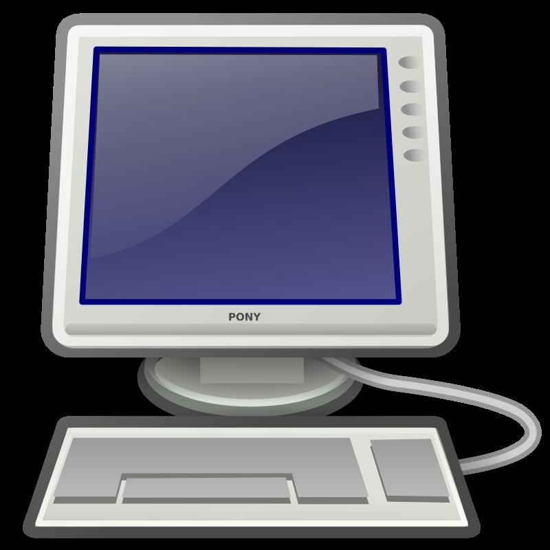 free vector Tango computer