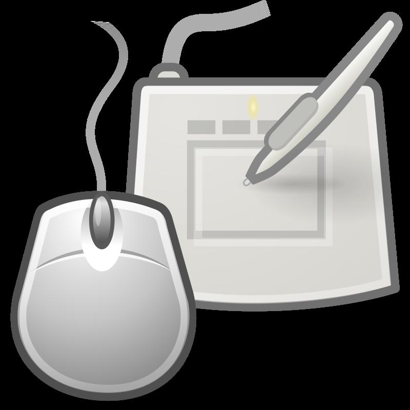 free vector Tango desktop peripherals