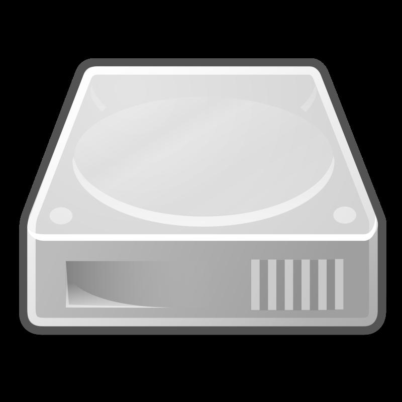 free vector Tango drive hard disk