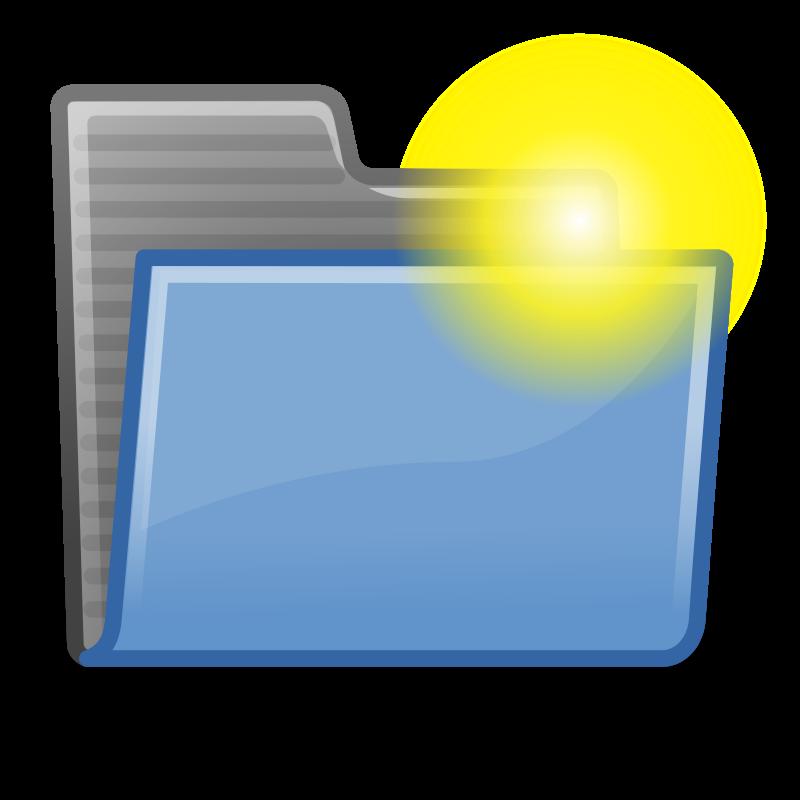 free vector Tango folder new