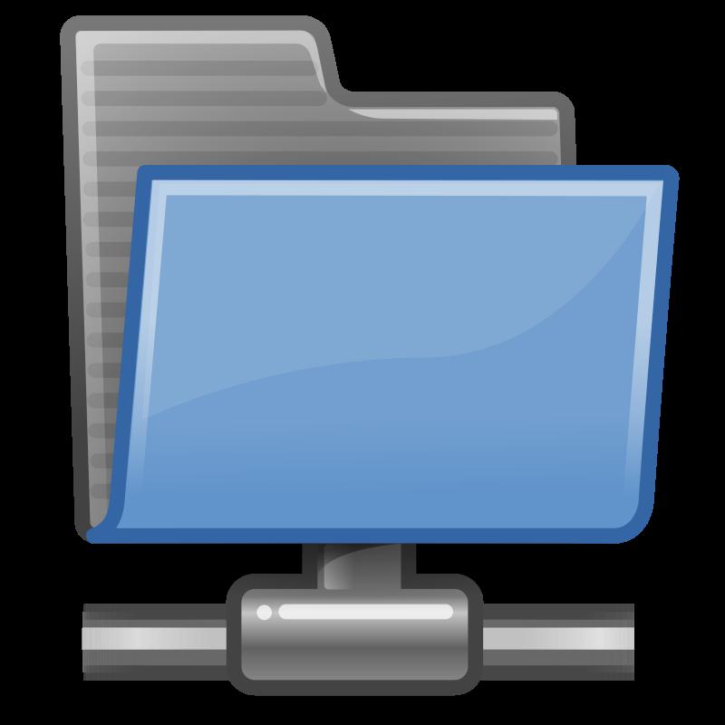 free vector Tango folder remote