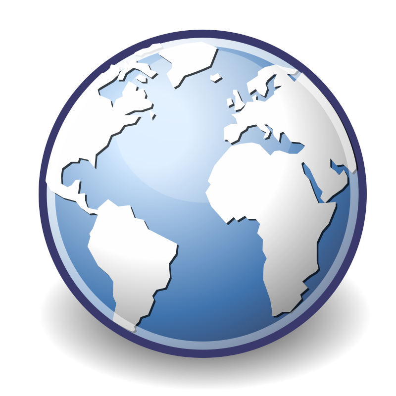 free vector Tango inetrnet web browser