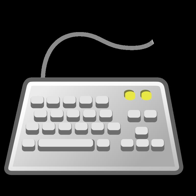 free vector Tango input keyboard