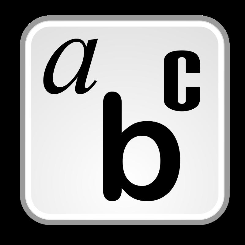 free vector Tango preferences desktop font