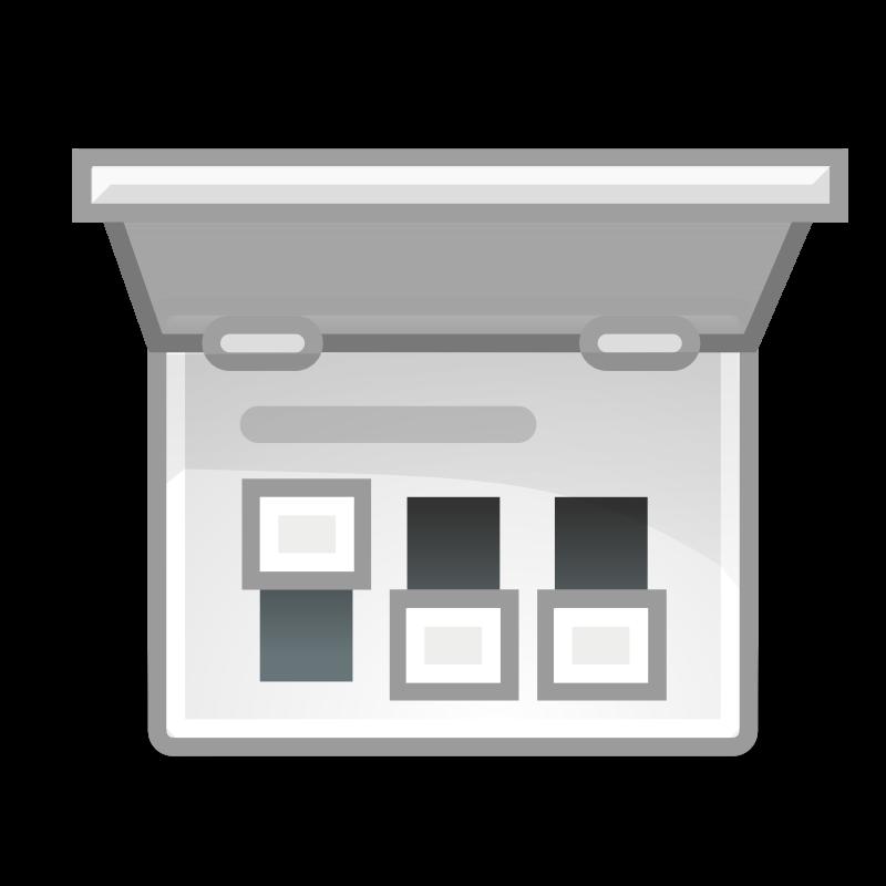 free vector Tango preferences desktop