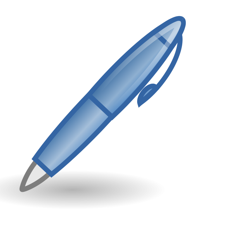 free vector Tango style pen