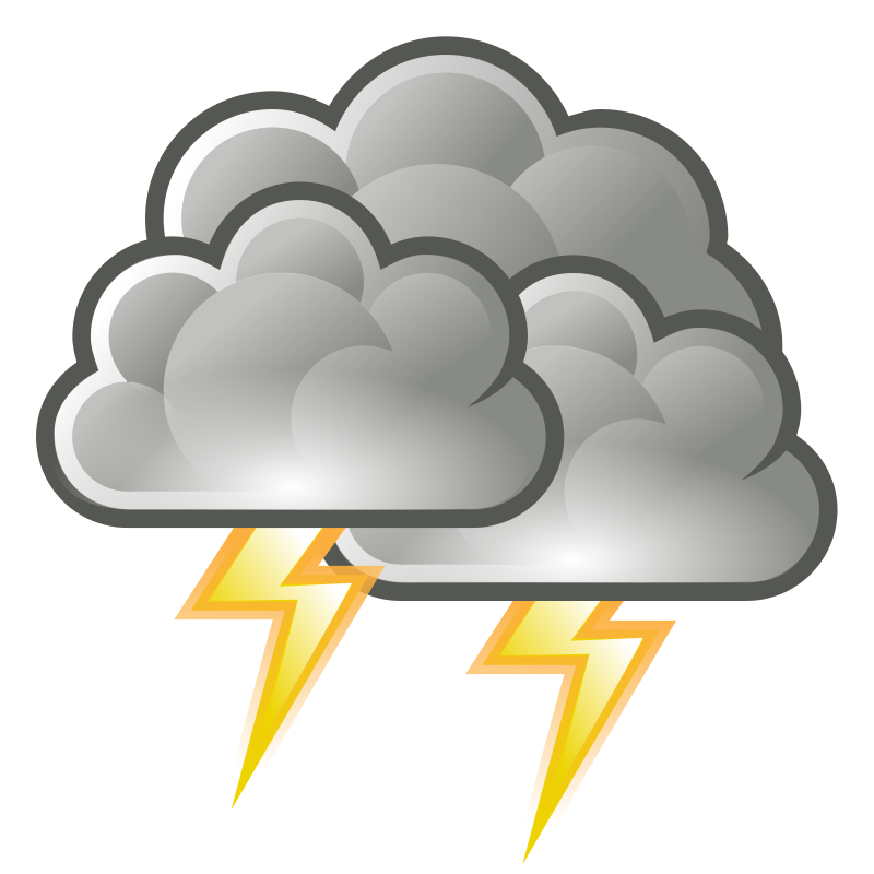 free vector Tango weather storm