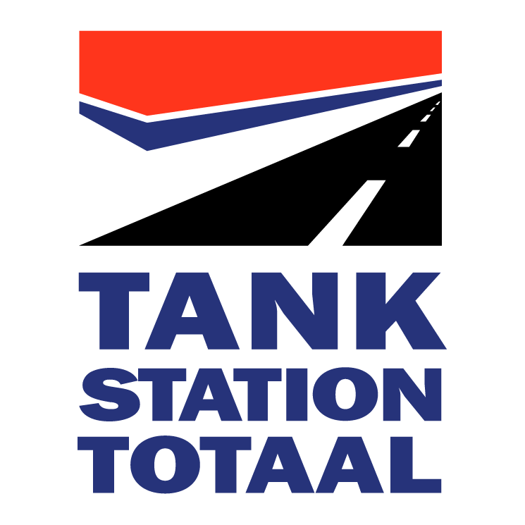 free vector Tankstation totaal