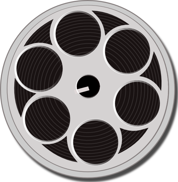 free vector Tape File Reel clip art