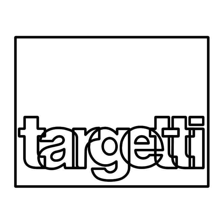 free vector Targetti