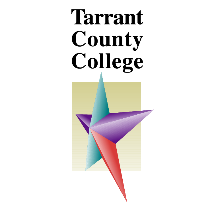 free vector Tarrant county college 0