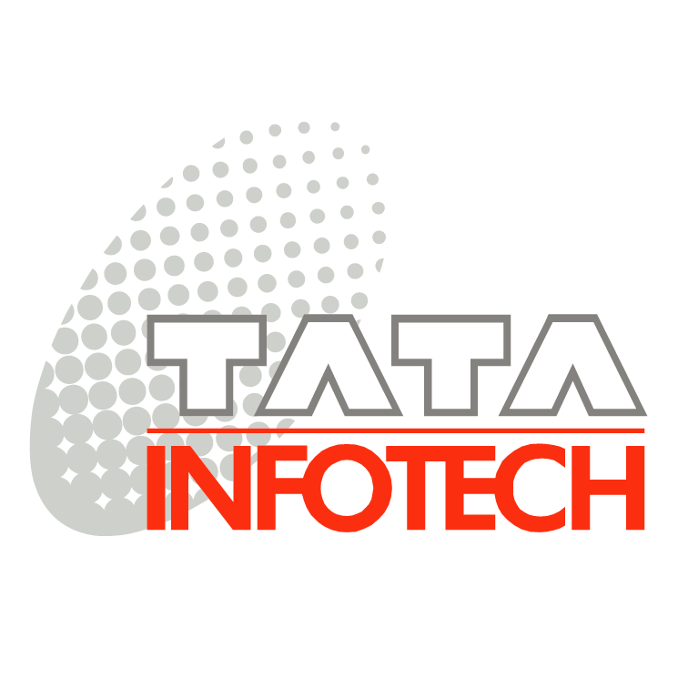 free vector Tata infotech