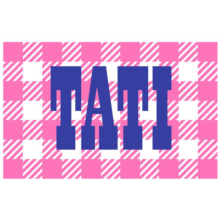 free vector Tati