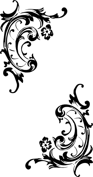 free vector Tattoo Decorative Pattern clip art