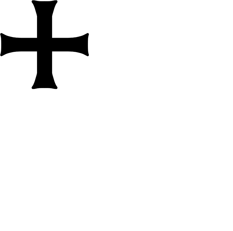 free vector Tatzenkreuz deutscher Ritterorden