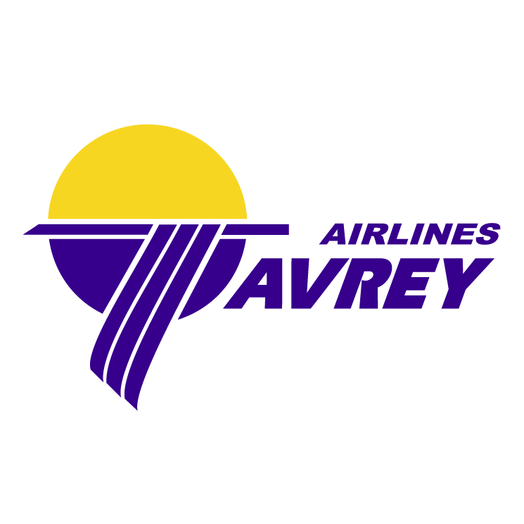 free vector Tavrey airlines