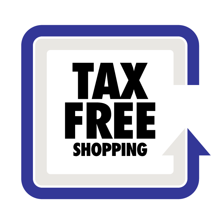 free vector Tax free shopping 0
