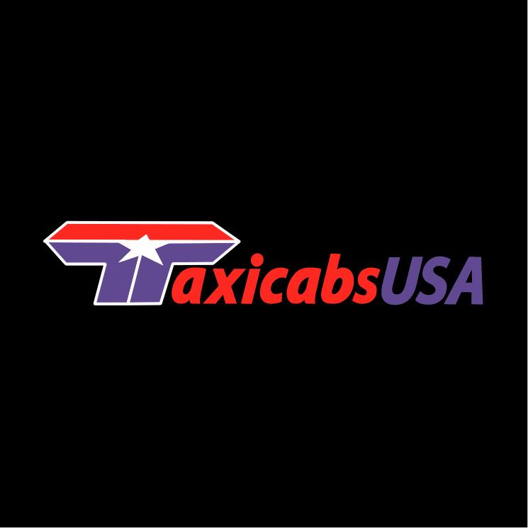 free vector Taxicabs usa