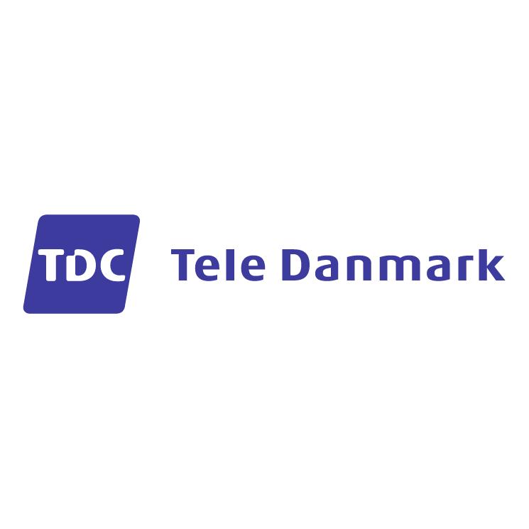 free vector Tdc tele danmark