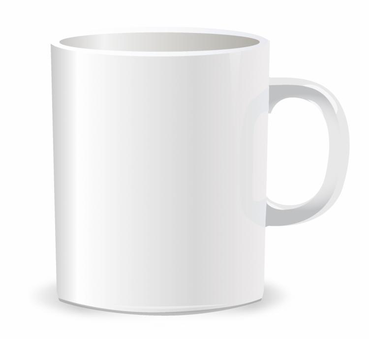 free vector Tea cup