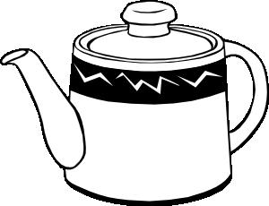 tea pot clip art free vector 4vector rh 4vector com teapot clipart teapot clipart png