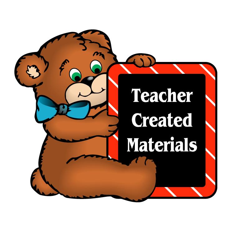 free vector Teacher created materials
