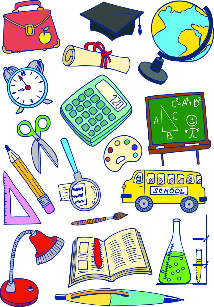 free vector Teaching aids 04 vector