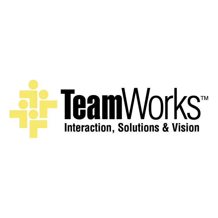 free vector Teamworks