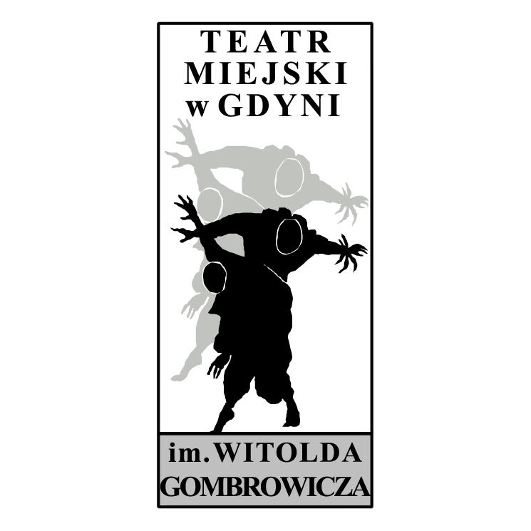 free vector Teatr miejski w gryni