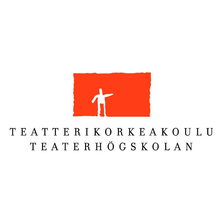 free vector Teatterikorkeakoulu 0