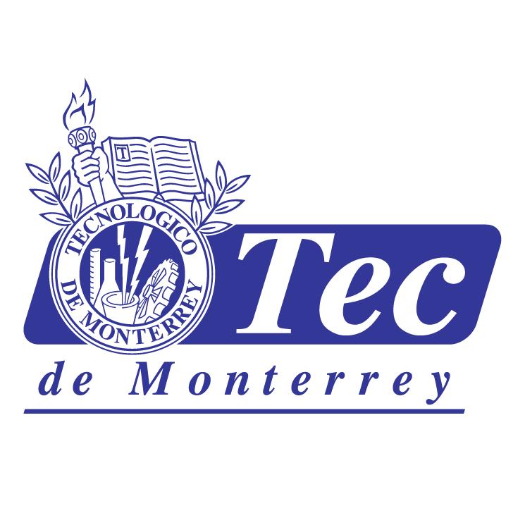 free vector Tec de monterrey 1