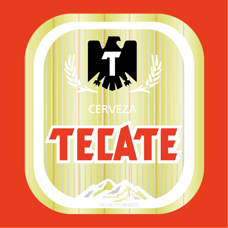 free vector Tecate 1