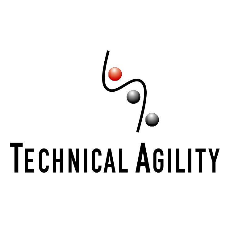 free vector Technical agility