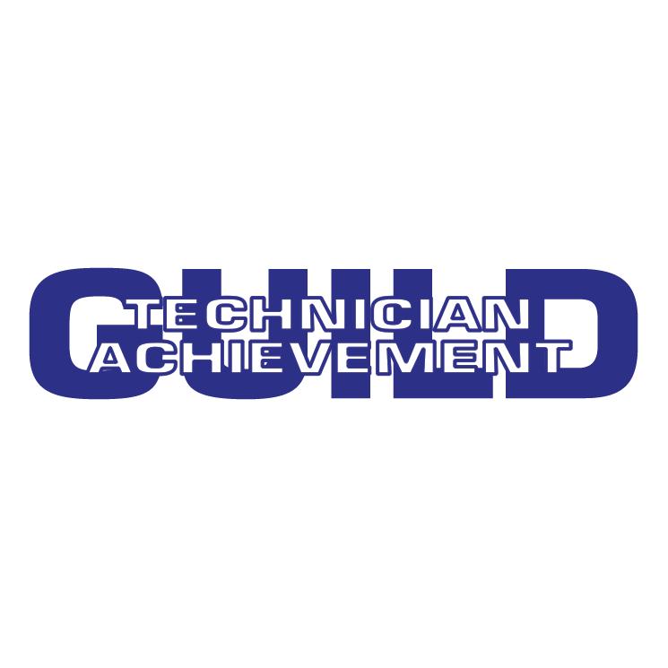 free vector Technician achievement guild