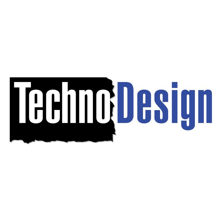 free vector Techno design