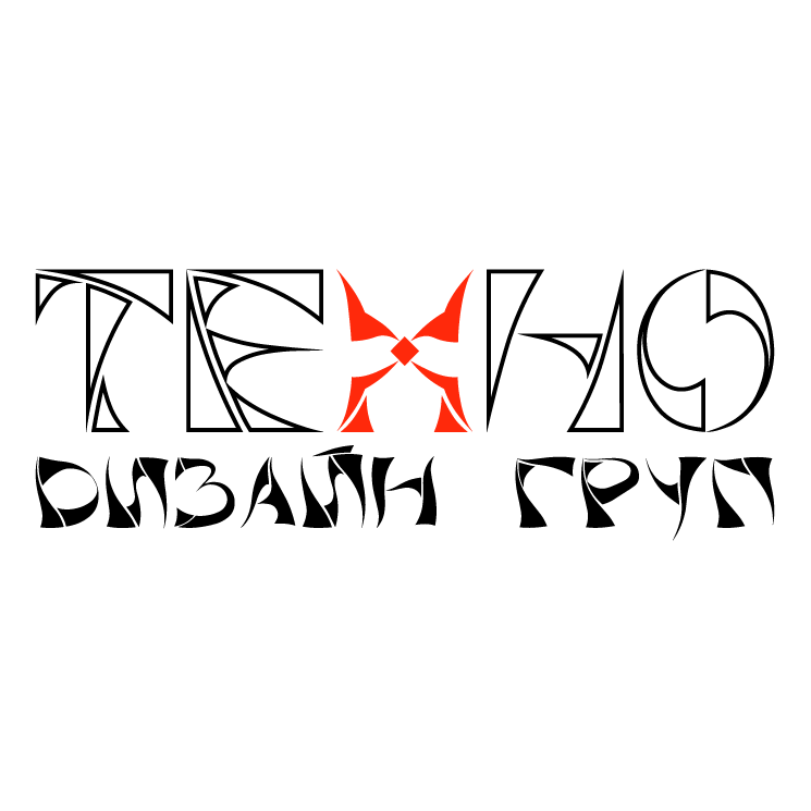 free vector Techno group
