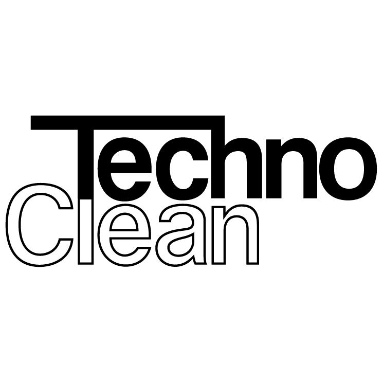 free vector Technoclean