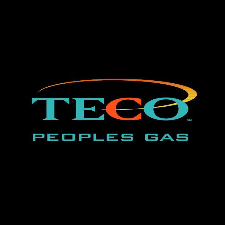 free vector Teco peoples gas 0