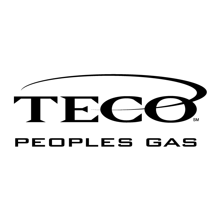free vector Teco peoples gas