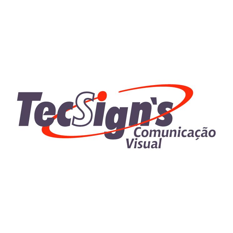 free vector Tecsigns