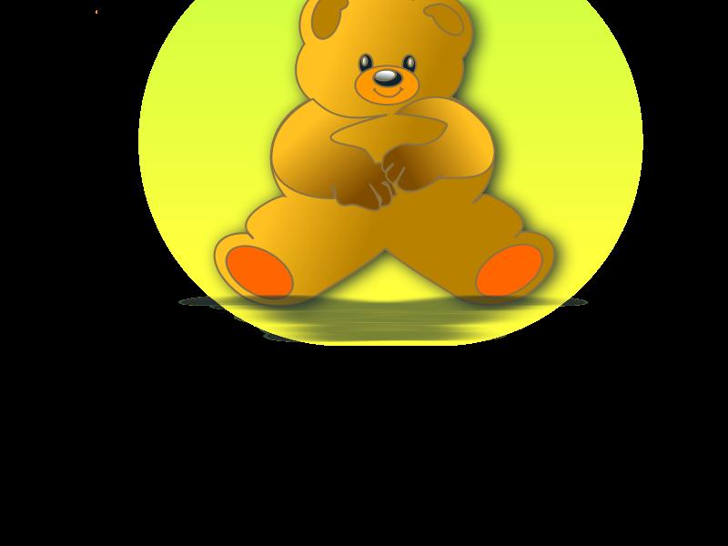 free vector Teddy Bear