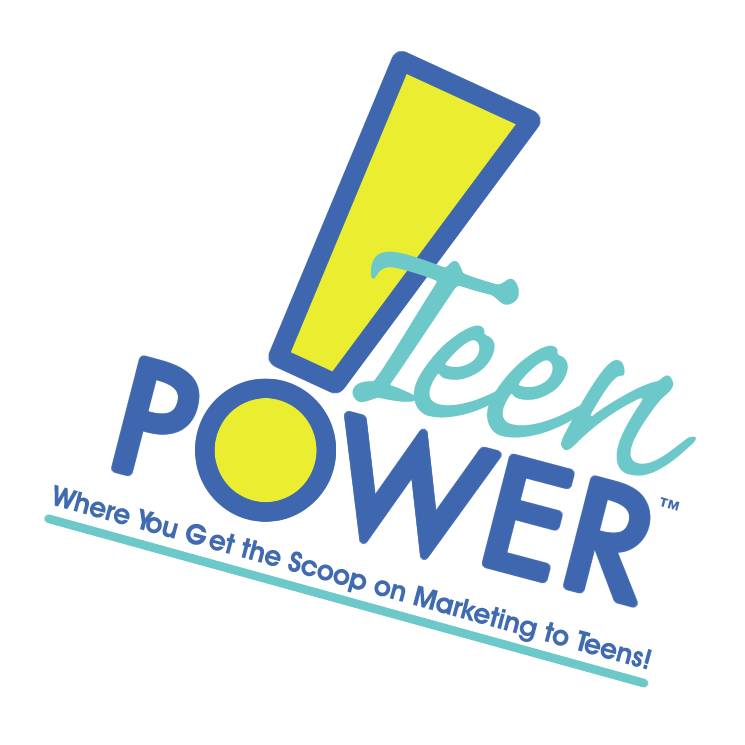 free vector Teen power