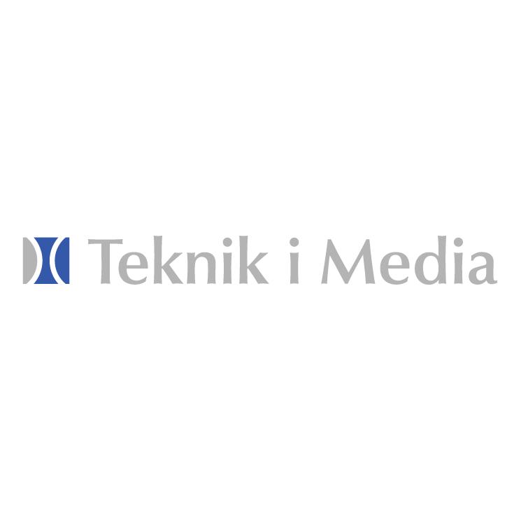 free vector Teknik i media