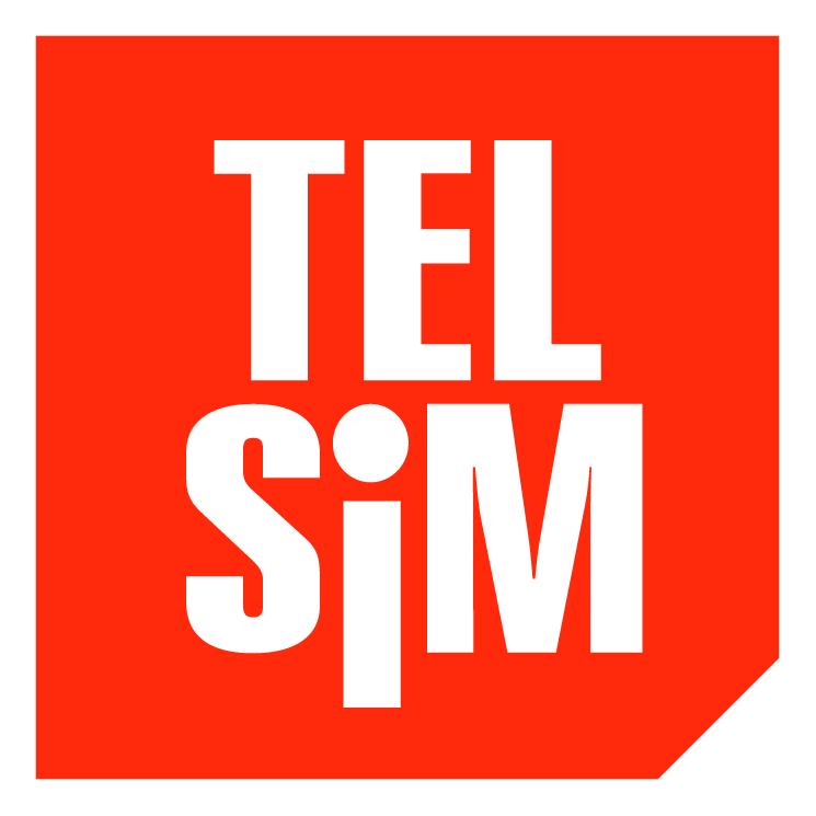 free vector Tel sim