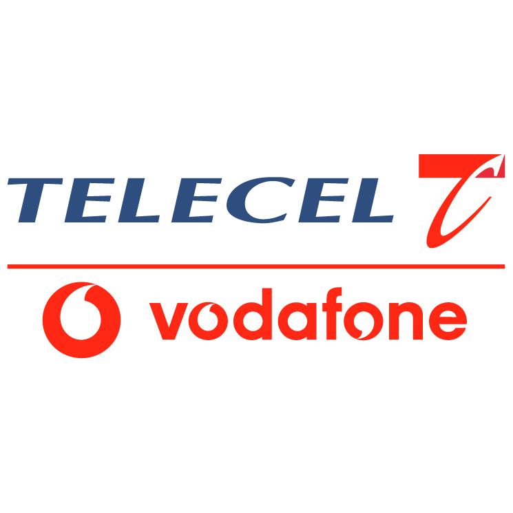 free vector Telecel vodafone