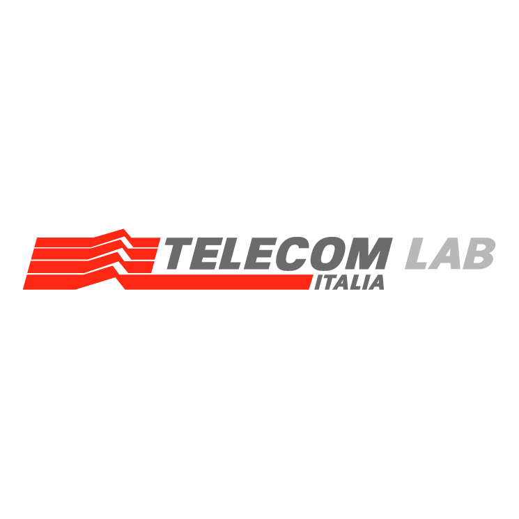 free vector Telecom italia lab