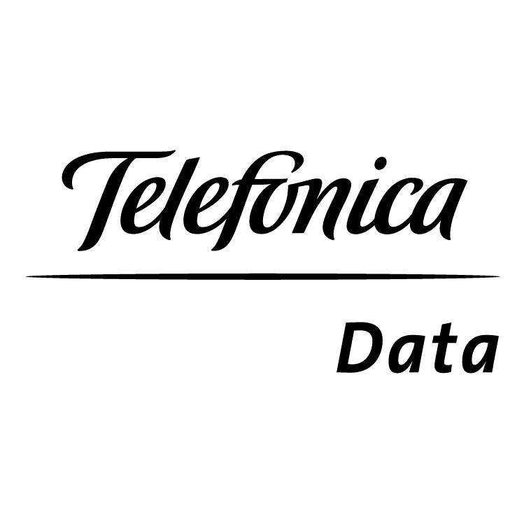 free vector Telefonica data 0