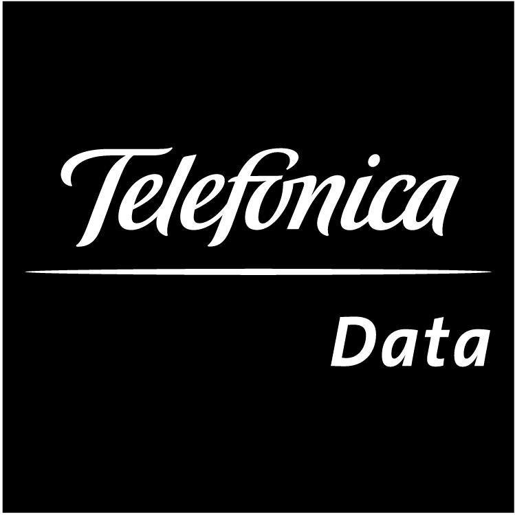 free vector Telefonica data 3