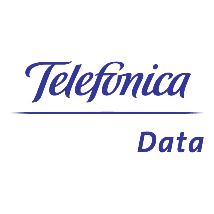 free vector Telefonica data